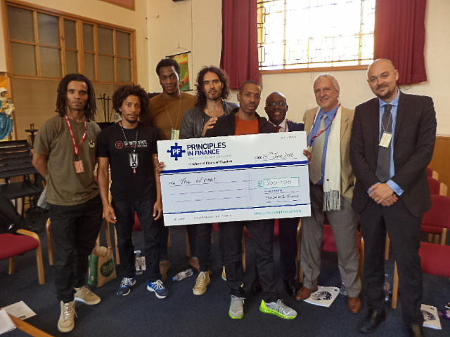 HMP Pentonville – All participants with the judges